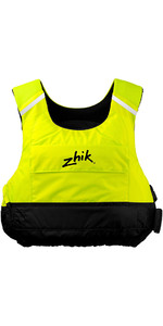 2020 Zhik Racing Cut 50N PFD Buoyancy Aid in Hi-Vis Yellow PFD10