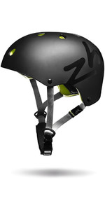 2019 Zhik H1 Performance Helmet BLACK HELMET10
