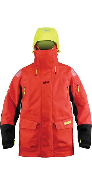 Zhik Isotak Ocean Jacket in Red 901RD