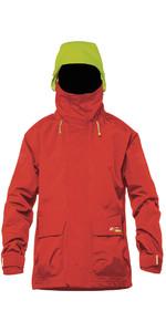 2019 Zhik Womens Kiama X Coastal Jacket Flame Red JK401W