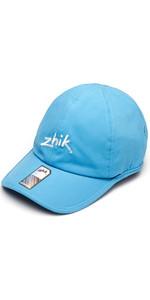 2019 Zhik Lightweight Sailing Cap Cyan HAT200