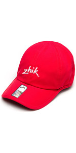 2019 Zhik Lightweight Sailing Cap Red HAT200