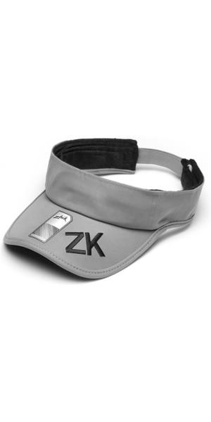 2018 Zhik Sailing Visor Grey VISOR200