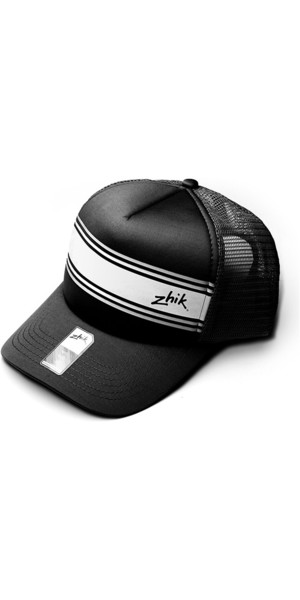 2019 Zhik Trucker Cap Black HAT301