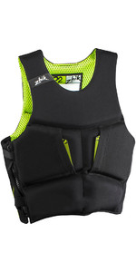 2021 Zhik P2 PFD 50N Lightweight Buoyancy Aid PFD0030 - Black / Green