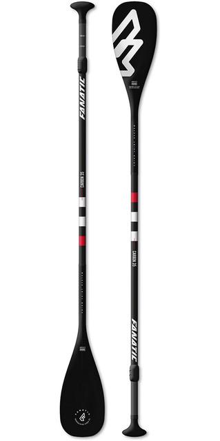 2018 Fanatic Carbon 35 Adjustable Sup Paddle 165-220cm Black Picture