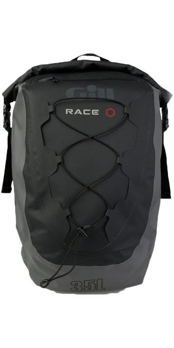 2021 Gill Race Team Back Pack 35L GRAPHITE RS20