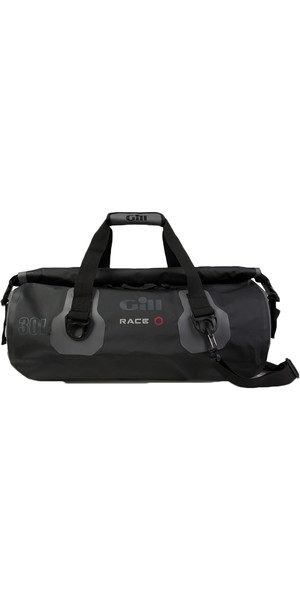 2018 GILL Race Team Holdall Bag 30L GRAPHITE RS19