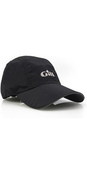 2018 GILL Regatta Cap BLACK 146
