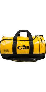 2018 Gill 60L Tarp Barrel Bag YELLOW L061
