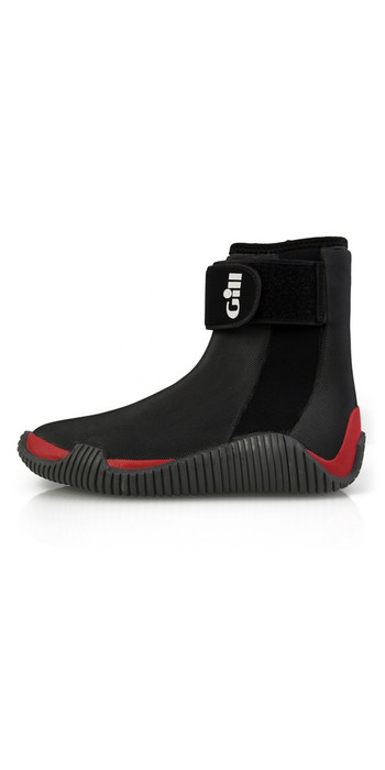 2021 Gill Junior Aero 5mm Neoprene Boots 962J - Black