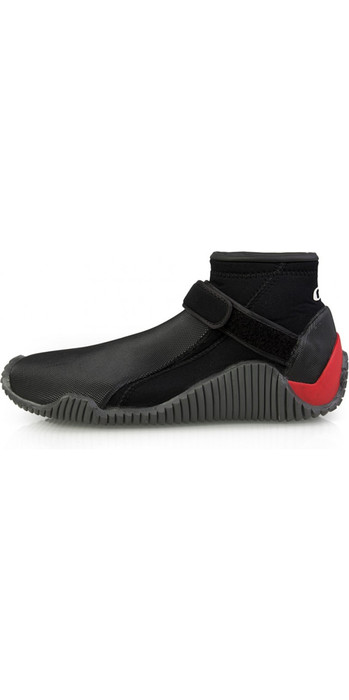 2020 Gill Aquatech 3mm Neoprene Shoes 963 - Black