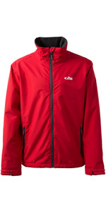 2019 Gill Mens Crew Sport Jacket RED IN82J