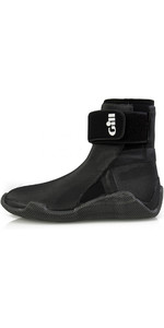 2020 Gill Junior Edge 4mm Neoprene Boots 961J - Black