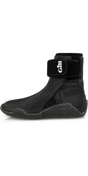 2018 Gill Junior Edge 4mm Neoprene Boots BLACK 961J