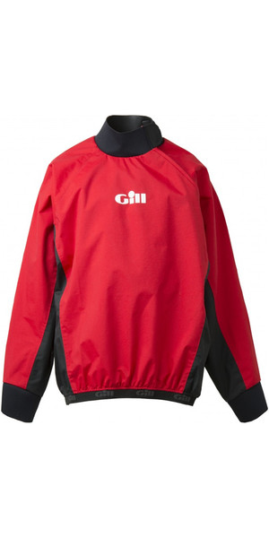 2019 Gill Junior Dinghy Spray Top Red 4368J