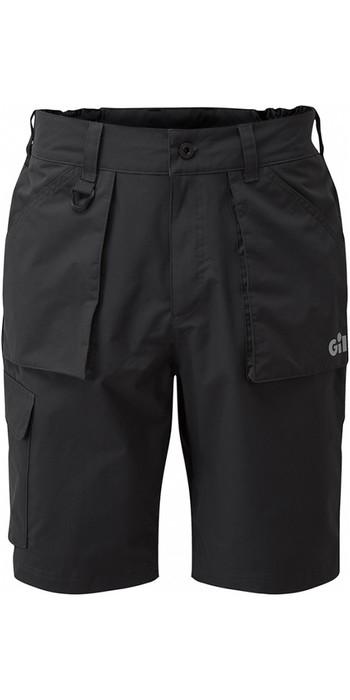 2021 Gill Mens OS3 Coastal Sailing Shorts Graphite OS31SH