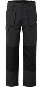 2020 Gill Mens OS3 Coastal Sailing Trousers Graphite OS31P