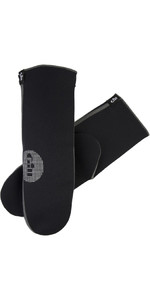 2021 Gill NeoSkin Sock BLACK 4525