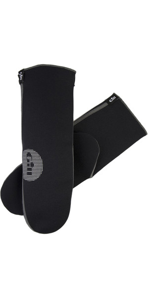 2018 Gill NeoSkin Sock BLACK 4525