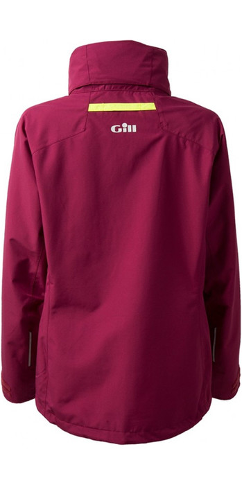 2021 Gill Womens Pilot Jacket BERRY IN81JW
