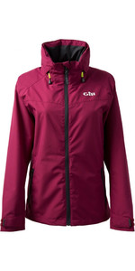 2020 Gill Womens Pilot Jacket BERRY IN81JW