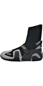 2019 Gul Power 5mm Split Toe Wetsuit Boot Black BO1309-B4