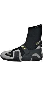 2020 Gul Power 5mm Split Toe Wetsuit Boot Black BO1309-B4