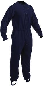 2020 Gul Junior Radiation Drysuit Undersuit Fleece Technical Onesie CHARCOAL GM0283-B3