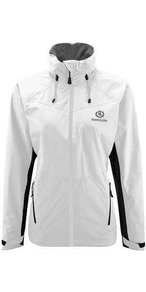 Henri Lloyd Womens Sorrento Jacket OPTIC WHITE Y00318