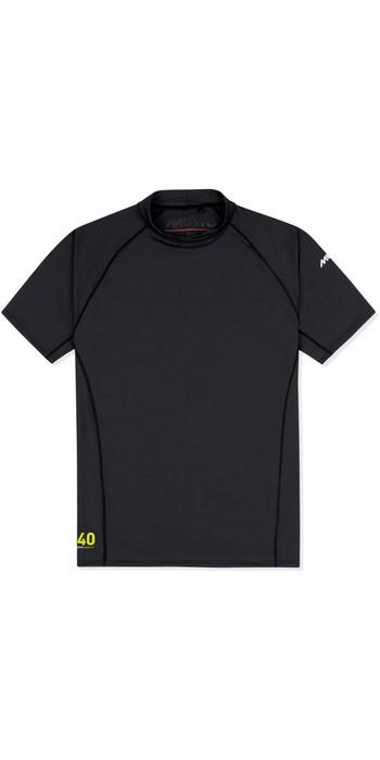 2021 Musto Insignia UV Fast Dry Short Sleeve T-Shirt Black 80900