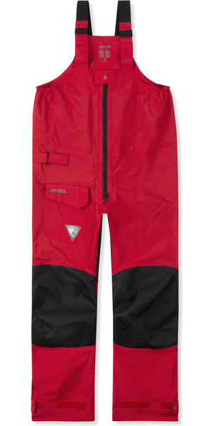 2018 Musto Mens BR1 Sailing Trousers True Red SMTR043