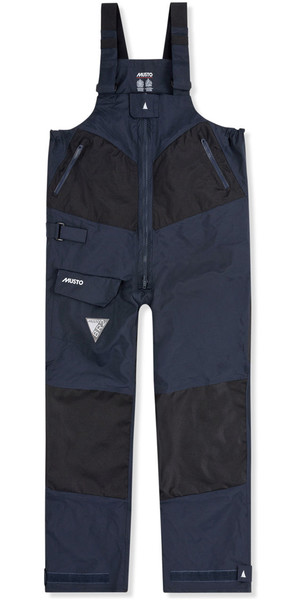 2019 Musto Mens BR2 Offshore Sailing Trousers Navy / Black SMTR044