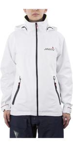 2019 Musto Womens BR1 Inshore Jacket White SWJK016