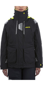 2021 Musto Womens BR2 Offshore Jacket Black SWJK014