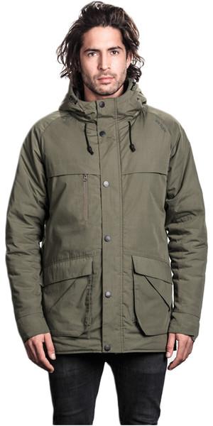 2018 Mystic Rush Jacket FROZEN GREEN 35101