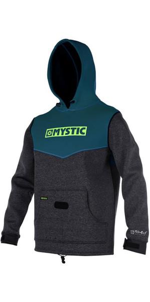 2018 Mystic Voltage Sweat Neoprene Hoody TEAL 170090