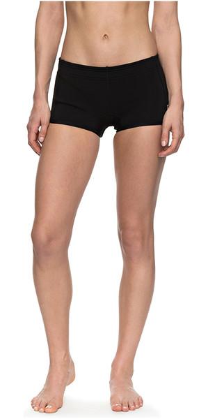 2018 Roxy Womens Reef Shorts 1mm Neoprene BLACK ERJWH03007