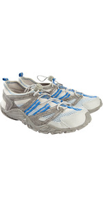 2019 Typhoon Sprint II Aqua Shoes in Grey / Blue 470504