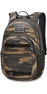 2018 Dakine Point Wet & Dry 29L Backpack Camo 08140035