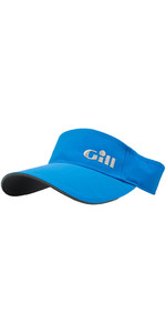 2019 GILL Regatta Visor BRIGHT BLUE 145