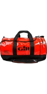 2019 Gill 60L Tarp Barrel Bag RED L061