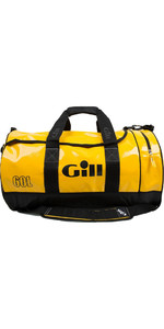 2019 Gill 60L Tarp Barrel Bag YELLOW L061