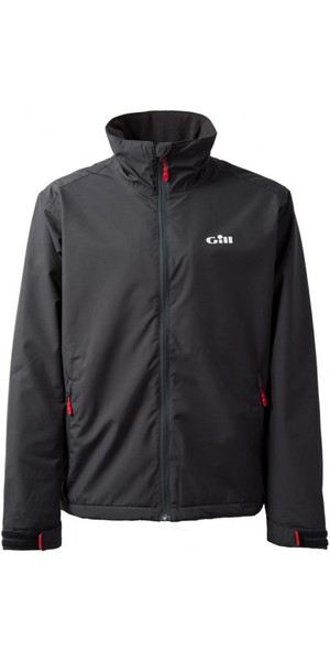2018 Gill Crew Sport Jacket GRAPHITE IN82J