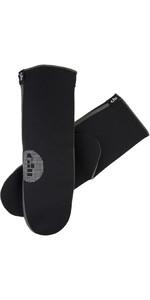 2019 Gill NeoSkin Sock BLACK 4525