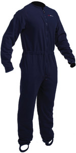 2019 Gul Junior Radiation Drysuit Undersuit Fleece Technical Onesie CHARCOAL GM0283-B3
