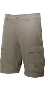 2019 Helly Hansen QD Cargo Shorts Laurel Oak 54154