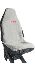 2018 Dryrobe Car Seat Cover Black / Grey