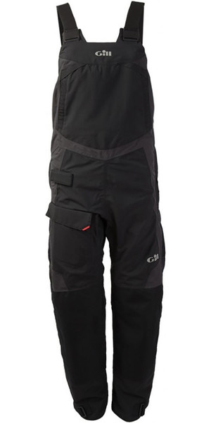 2018 Gill OS2 Womens Dropseat Trousers Graphite OS23TW