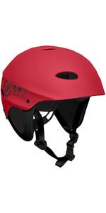 2020 Gul Evo Watersports Helmet RED AC0104-B3